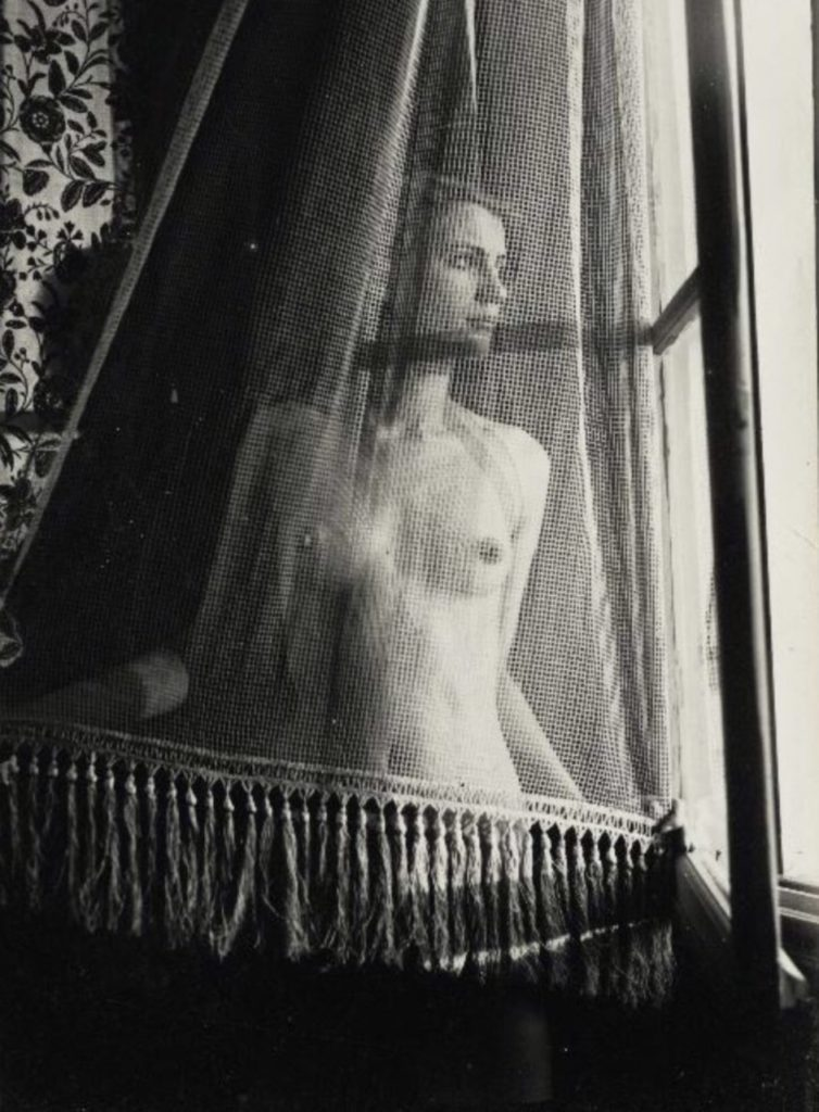 Lee Miller par Man Ray