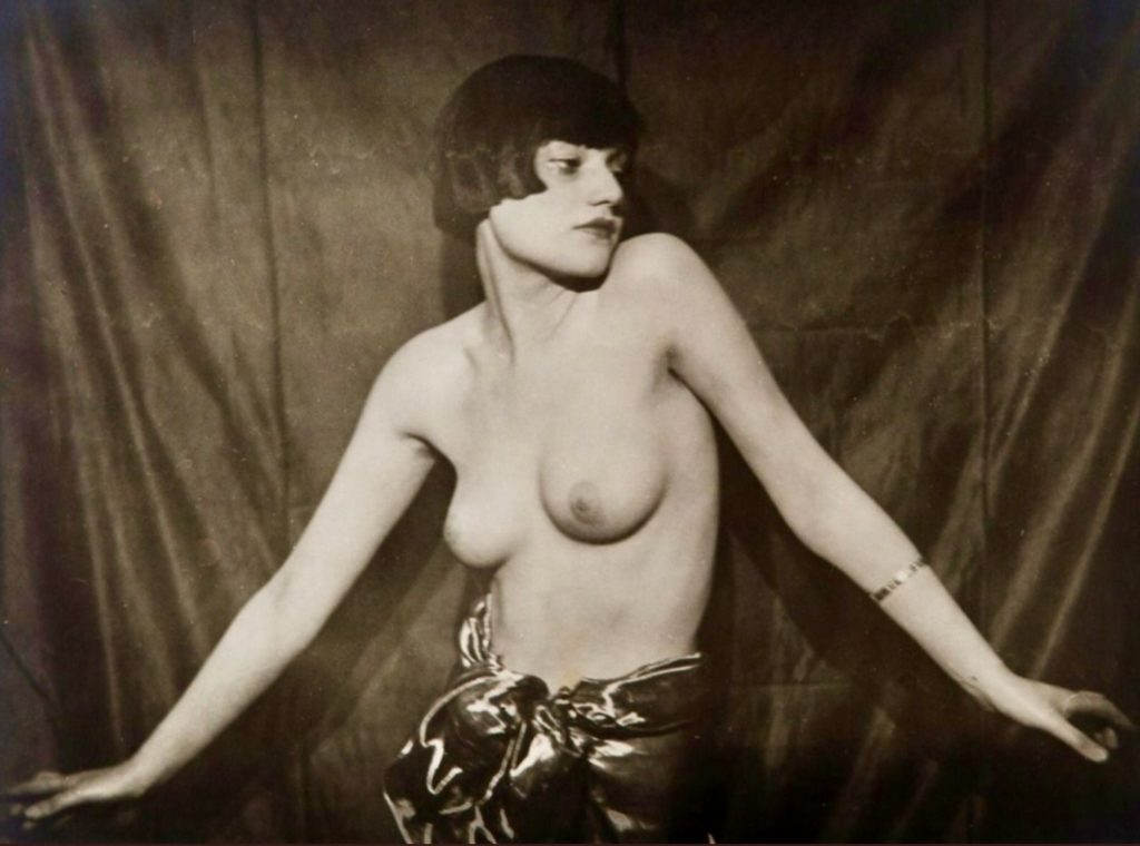 Brogna Perlmutter by Man Ray