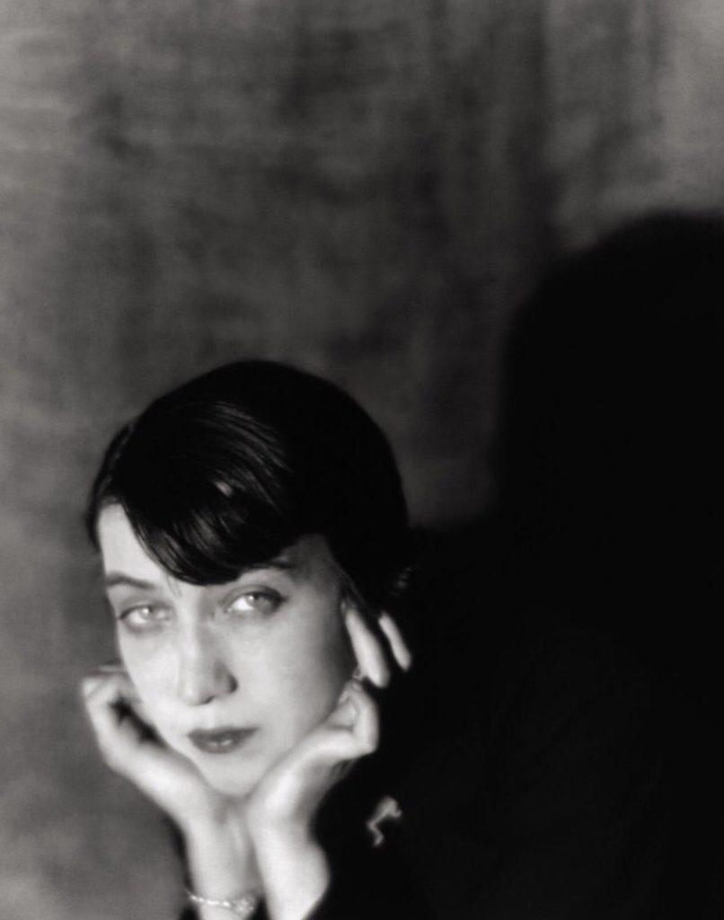 Bérénice Abbott par Man Ray