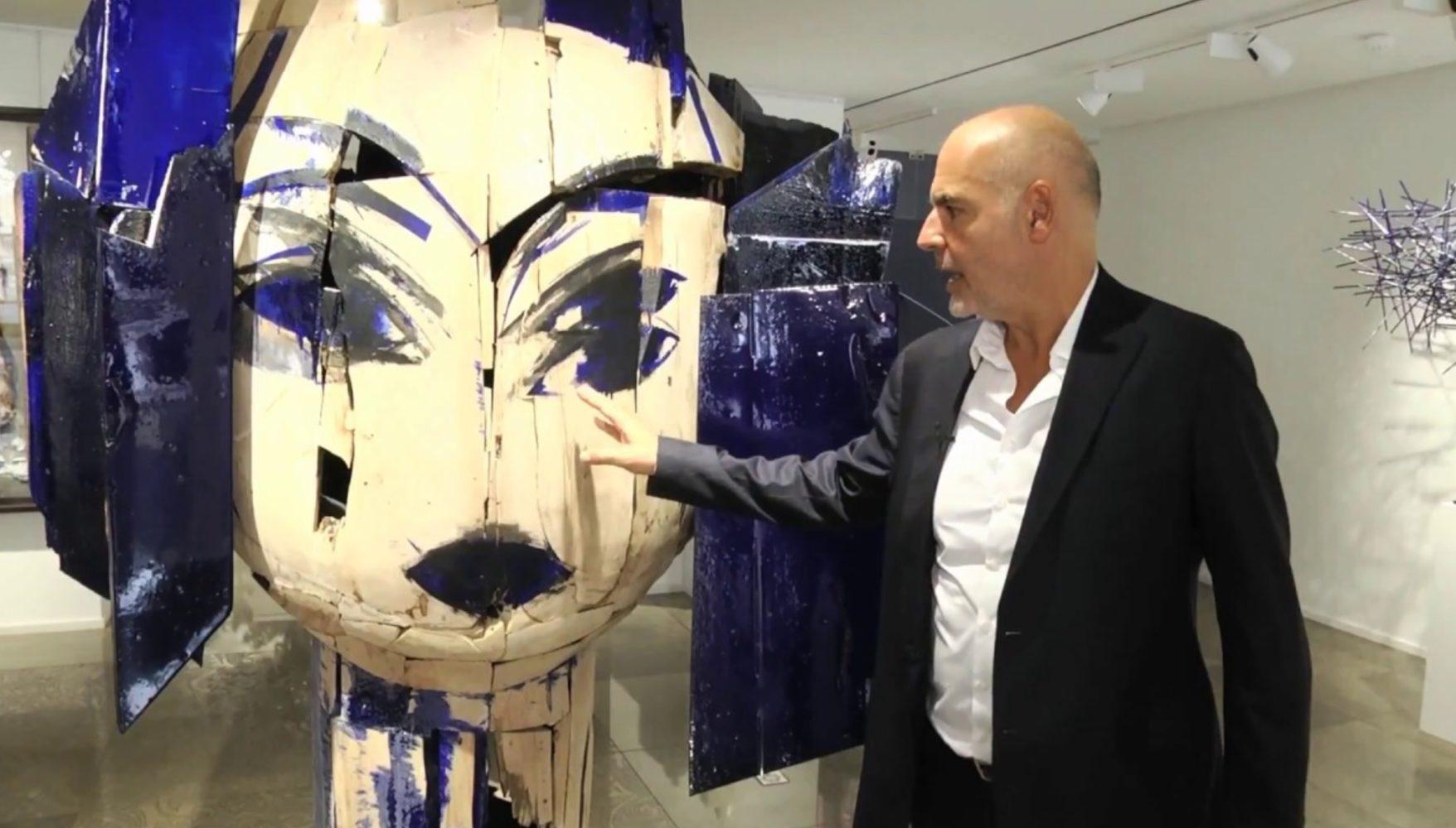 Manolo Valdés, provocation, humour, et beaucoup de talent