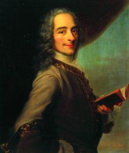 Voltaire polisson…