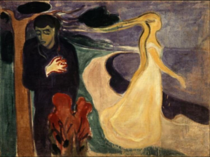 Giacomo Leopardi / Edvard Munch