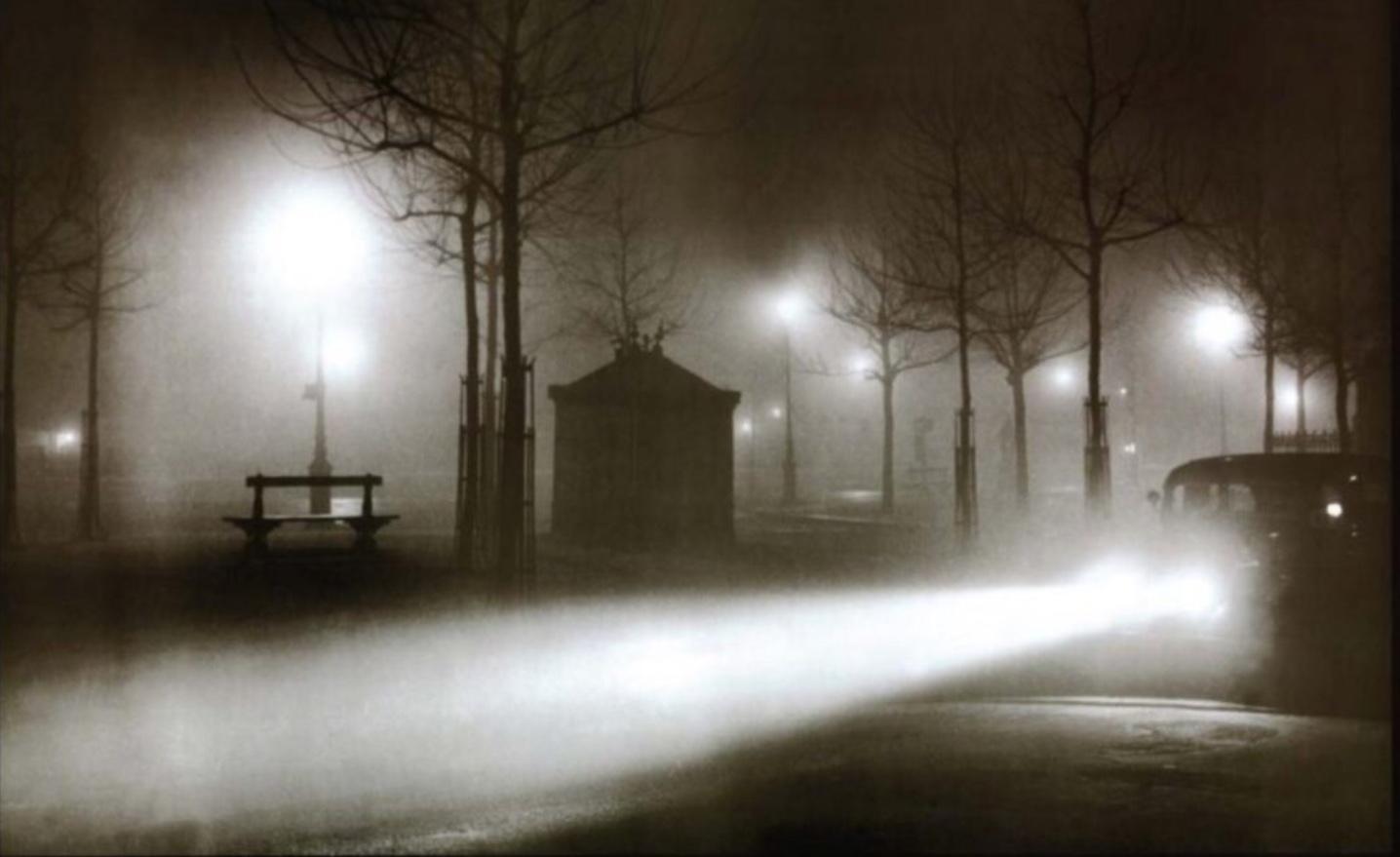Brassaï, photographe poète