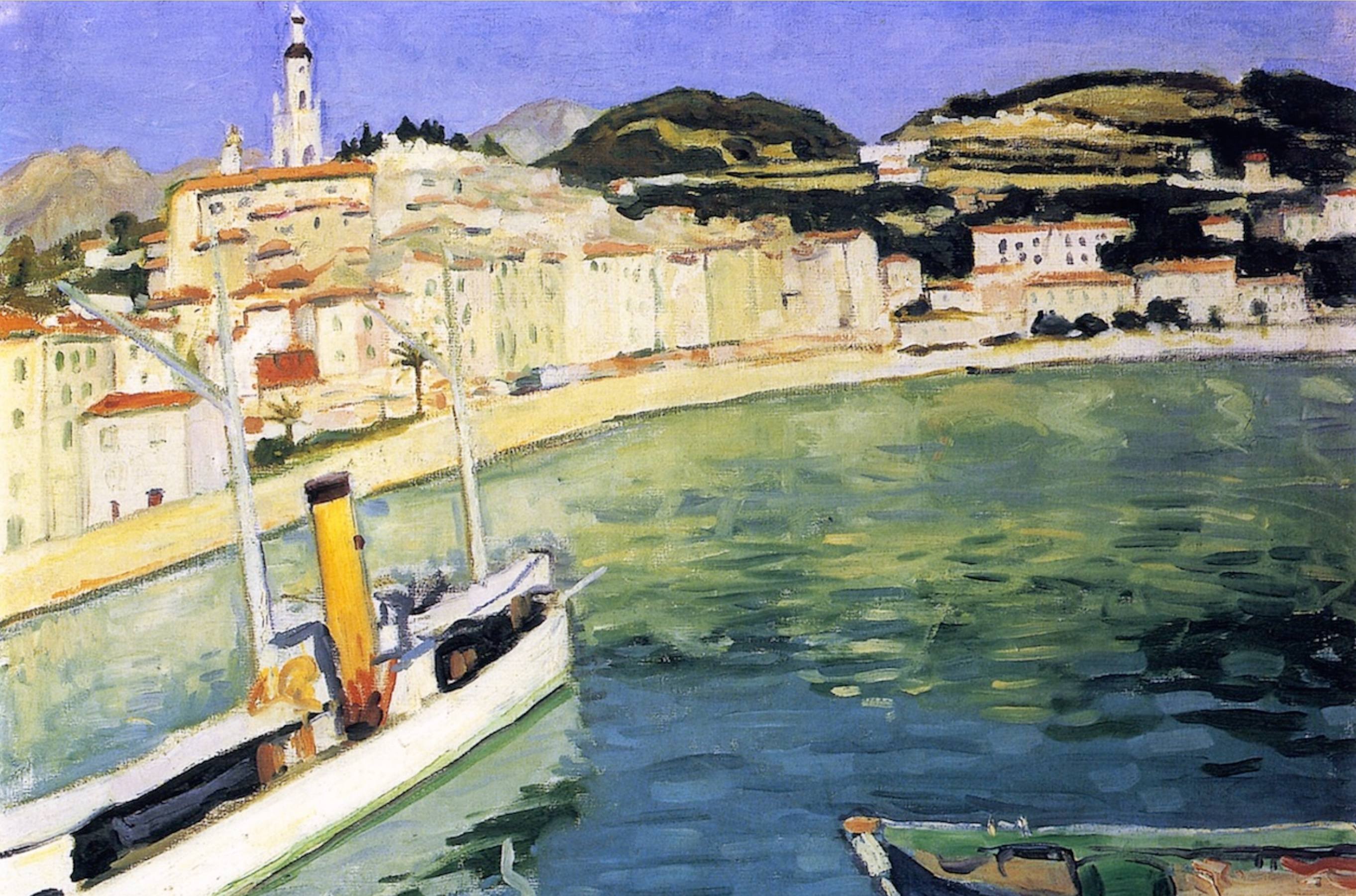 You are currently viewing Albert Marquet, l'oublié …