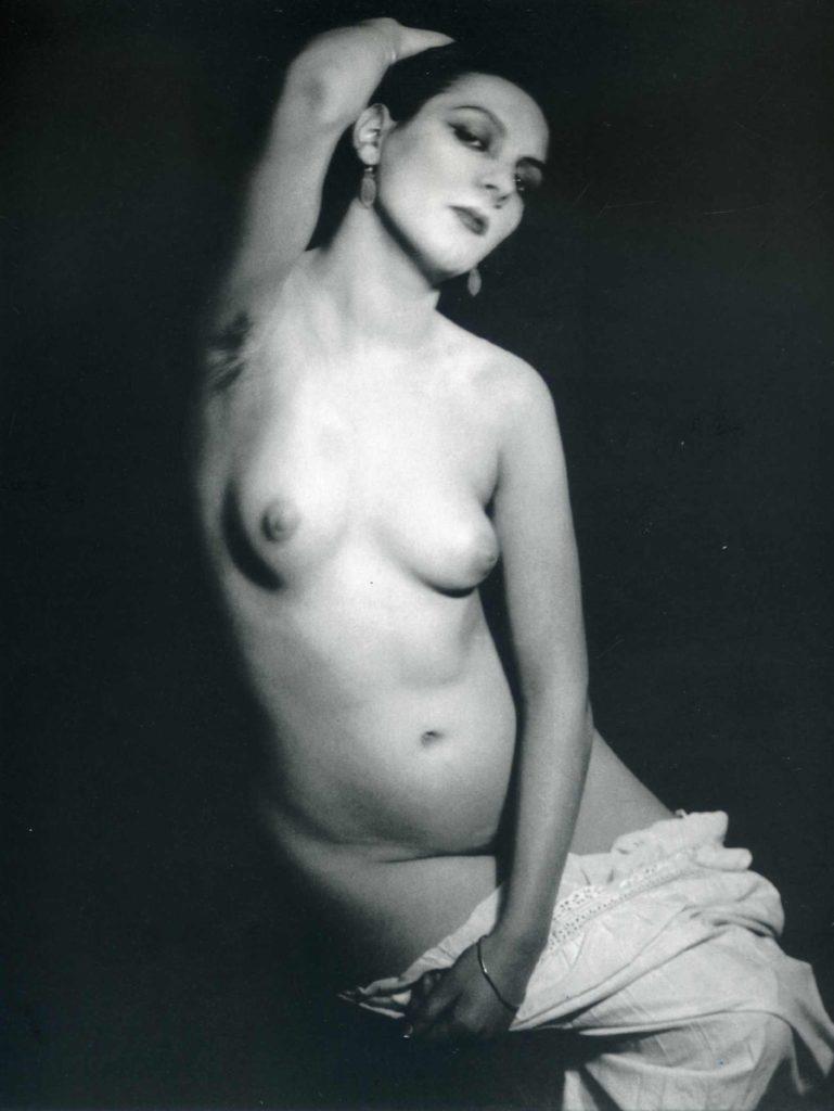 Kiki de Montparnasse par Man Ray