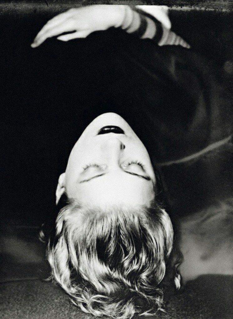 Portrait de Lee miller par Man Ray