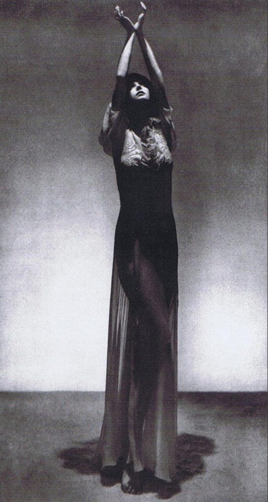 Peggy Guggenheim par Man Ray