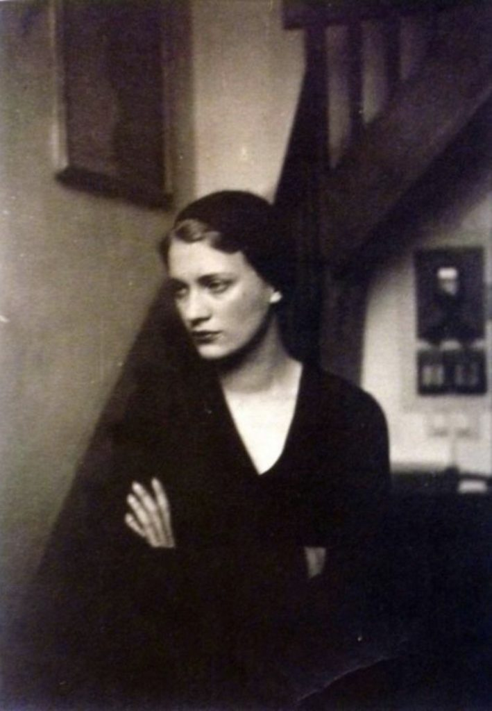 Man Ray portrait de Lee Miller