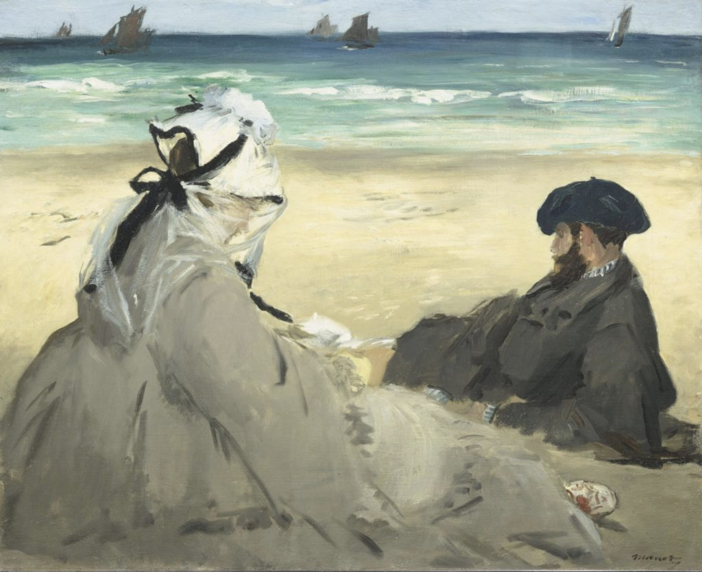 Tableau d'Edouard Manet