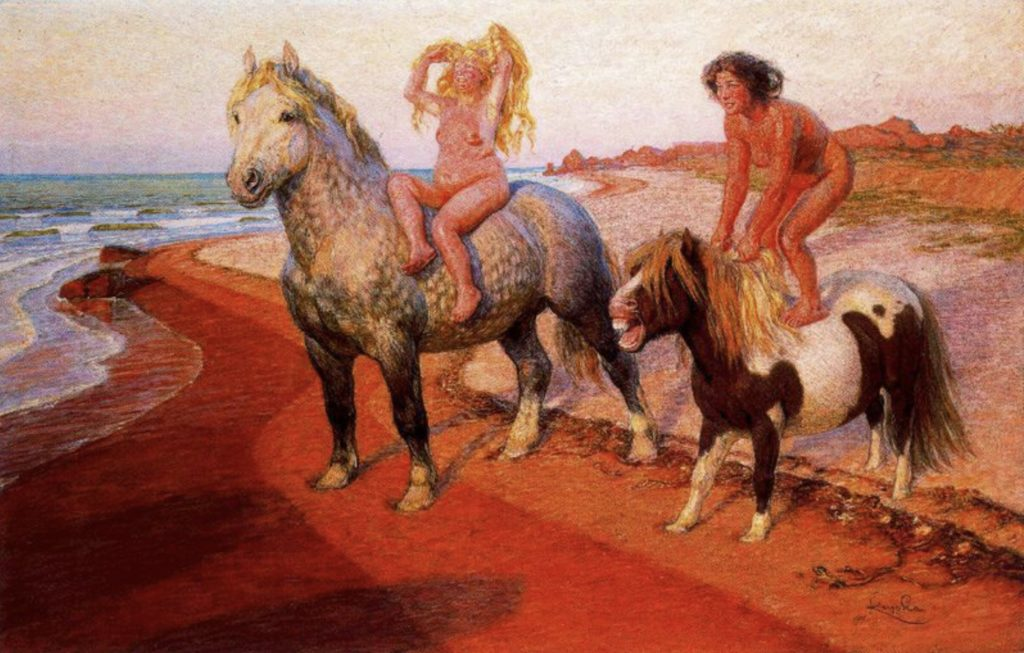 Ballade d'Epona de Kupka
