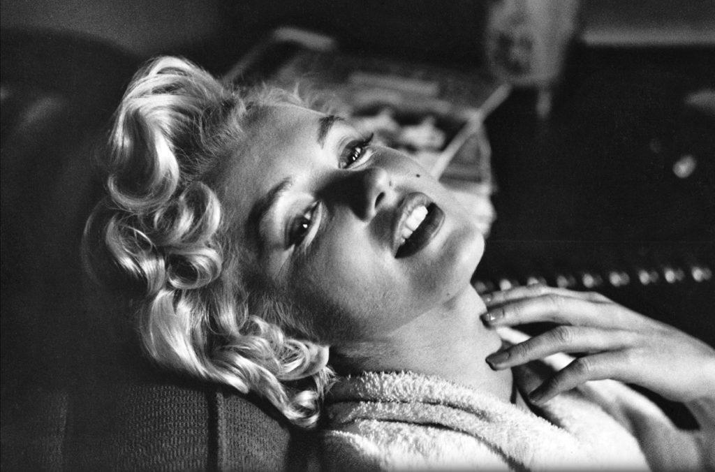Marilyn Monroe par Elliott Erwitt