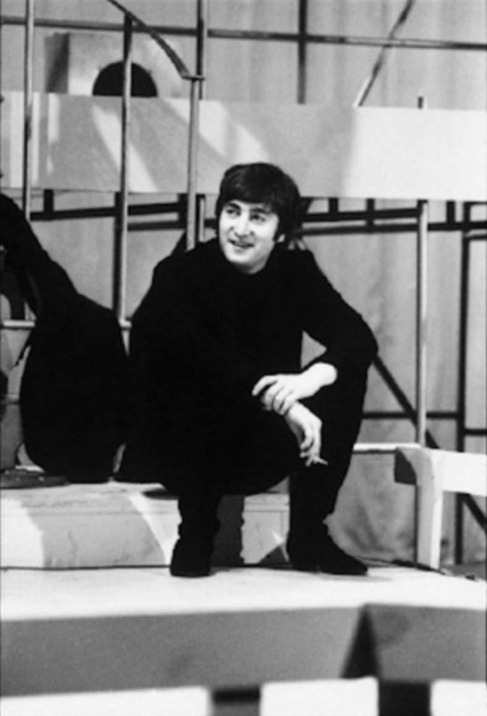 John Lennon par Terry O'Neill