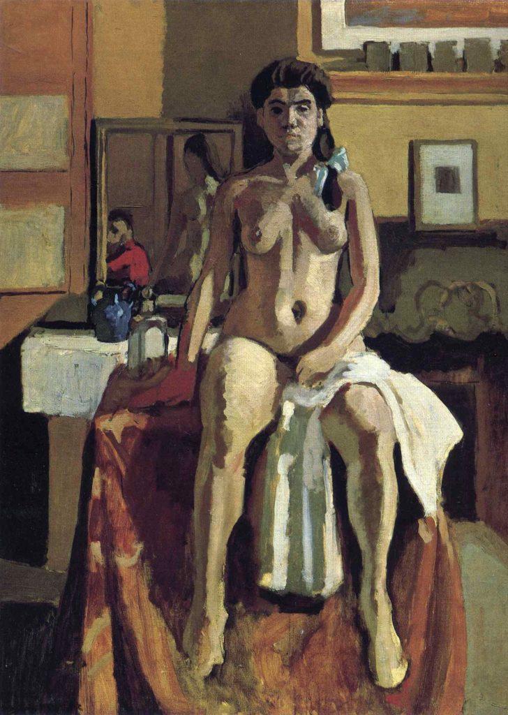 Henri Matisse Carmelina 1903
