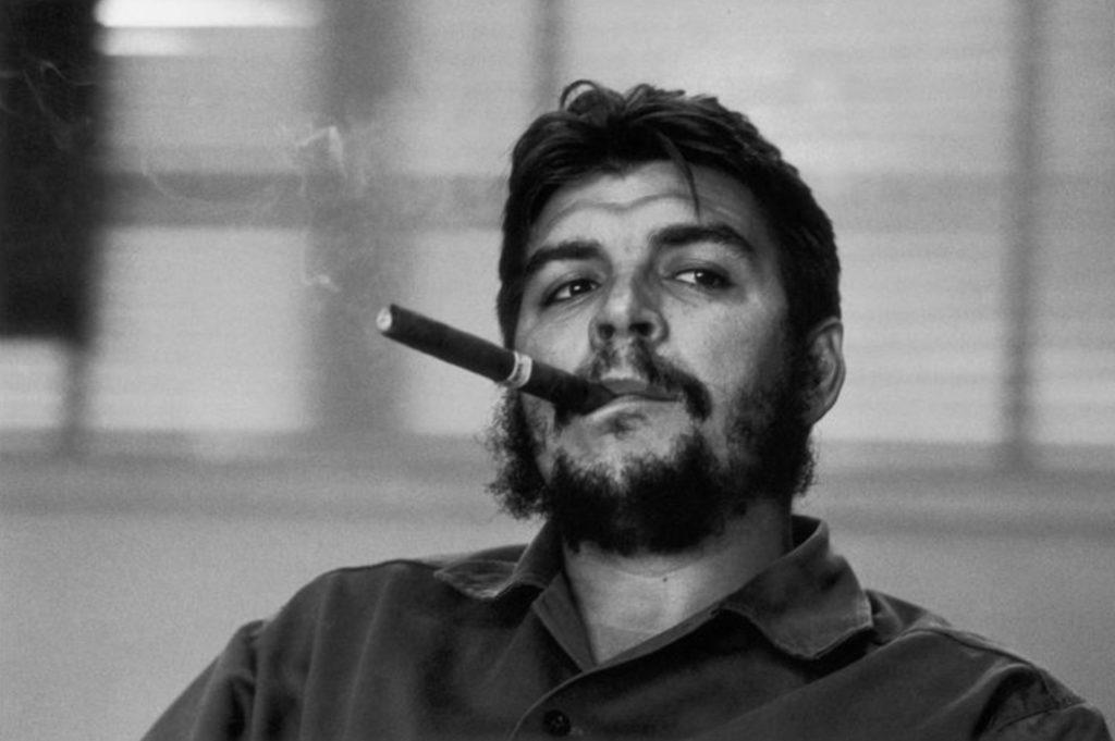 Portrait du Che par Erwitt