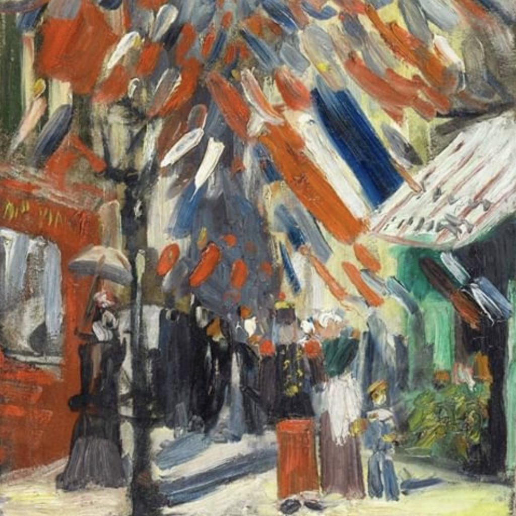 14 juillet par Vincen Van Gogh