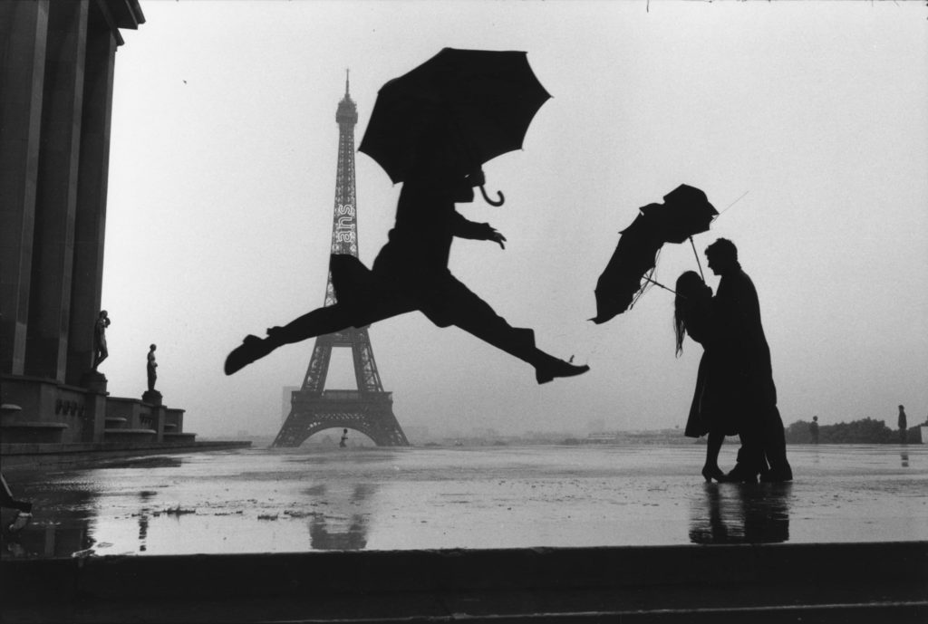 Paris photo Elliott Erwitt
