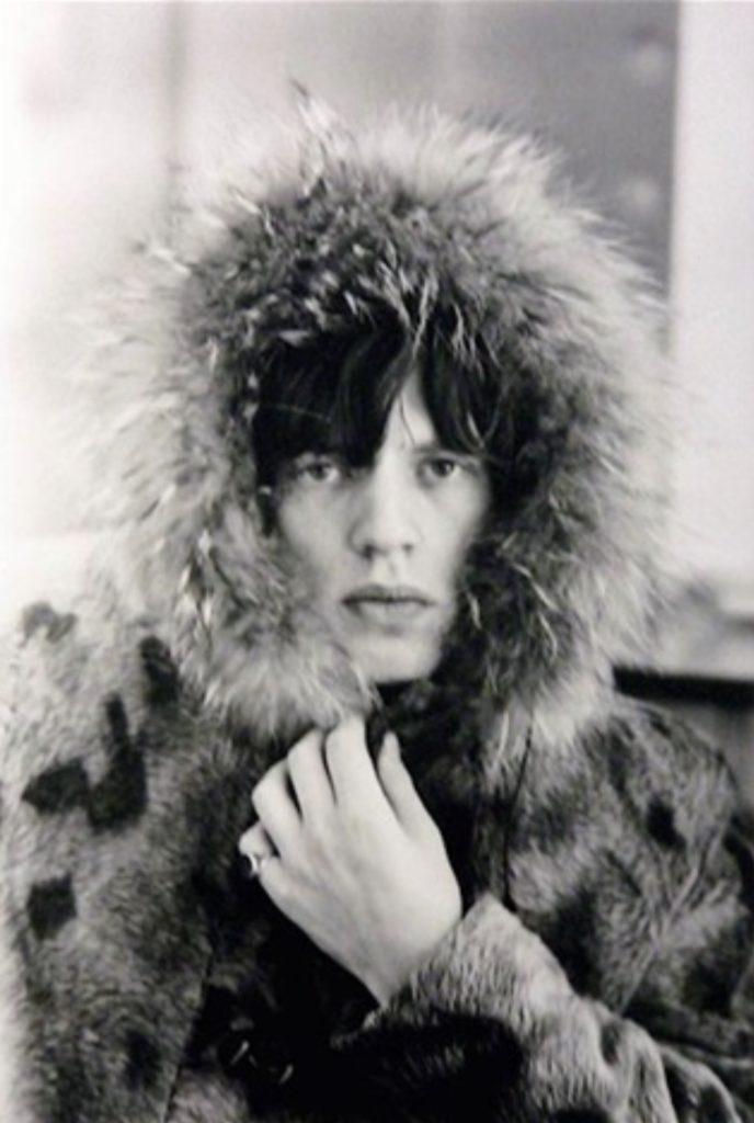 Mick Jagger par Terry O'Neill