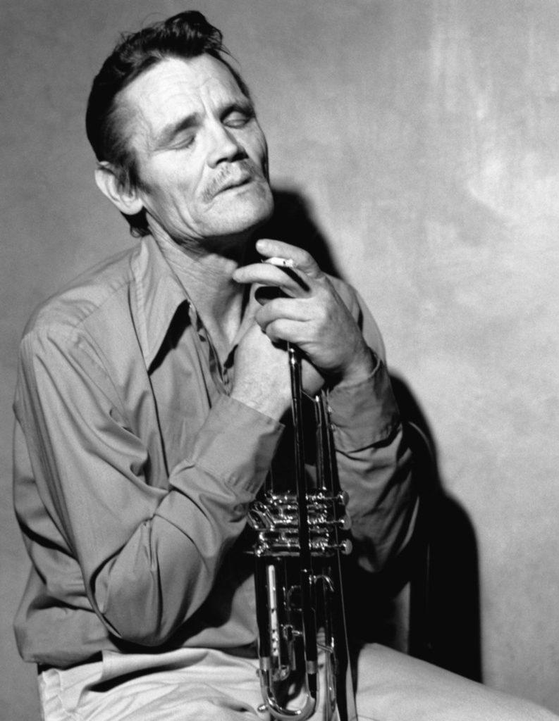 Chet Baker by Bruce Weber