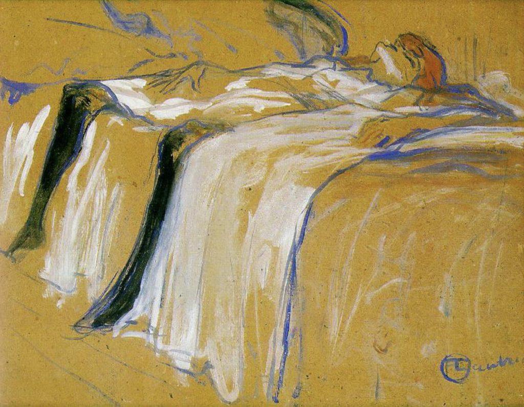 Seule de Toulouse-Lautrec
