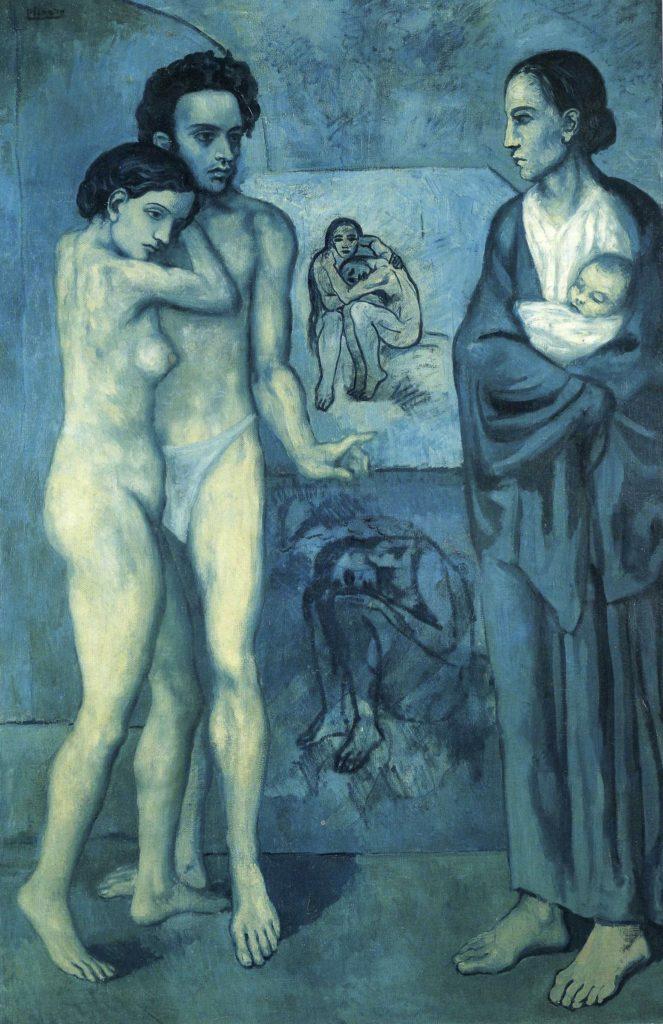 La vie de Pablo Picasso