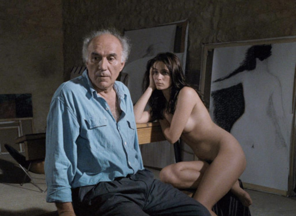 La belle noiseuse de Jacques Rivette