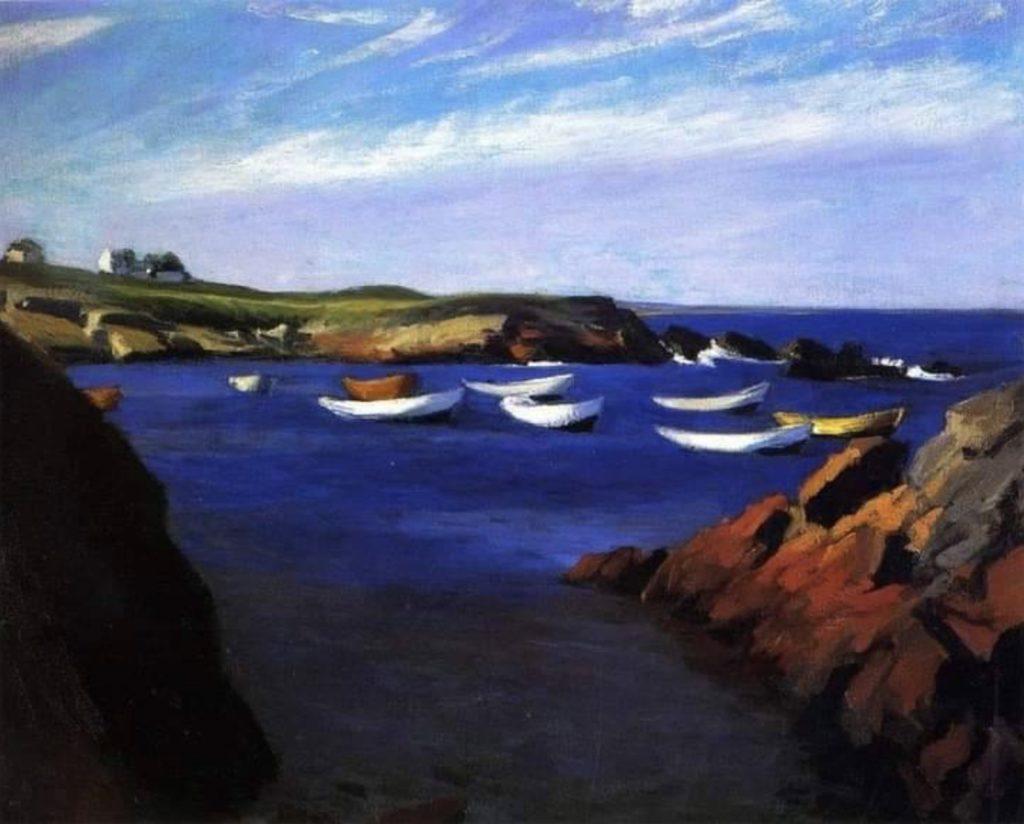 The Doris d'Edward Hopper