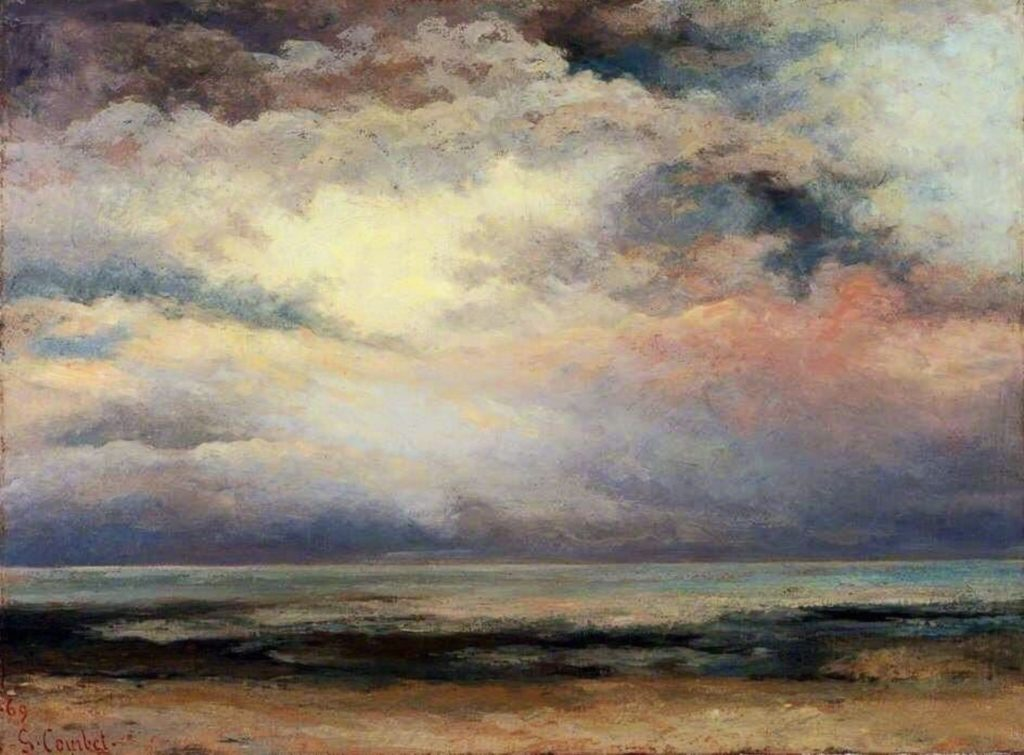 L'immensité de Gustave Courbet