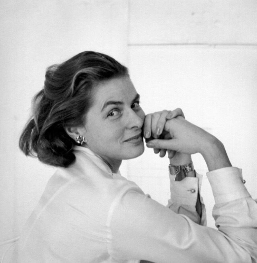 Ingrid Bergman by Cecil Beaton