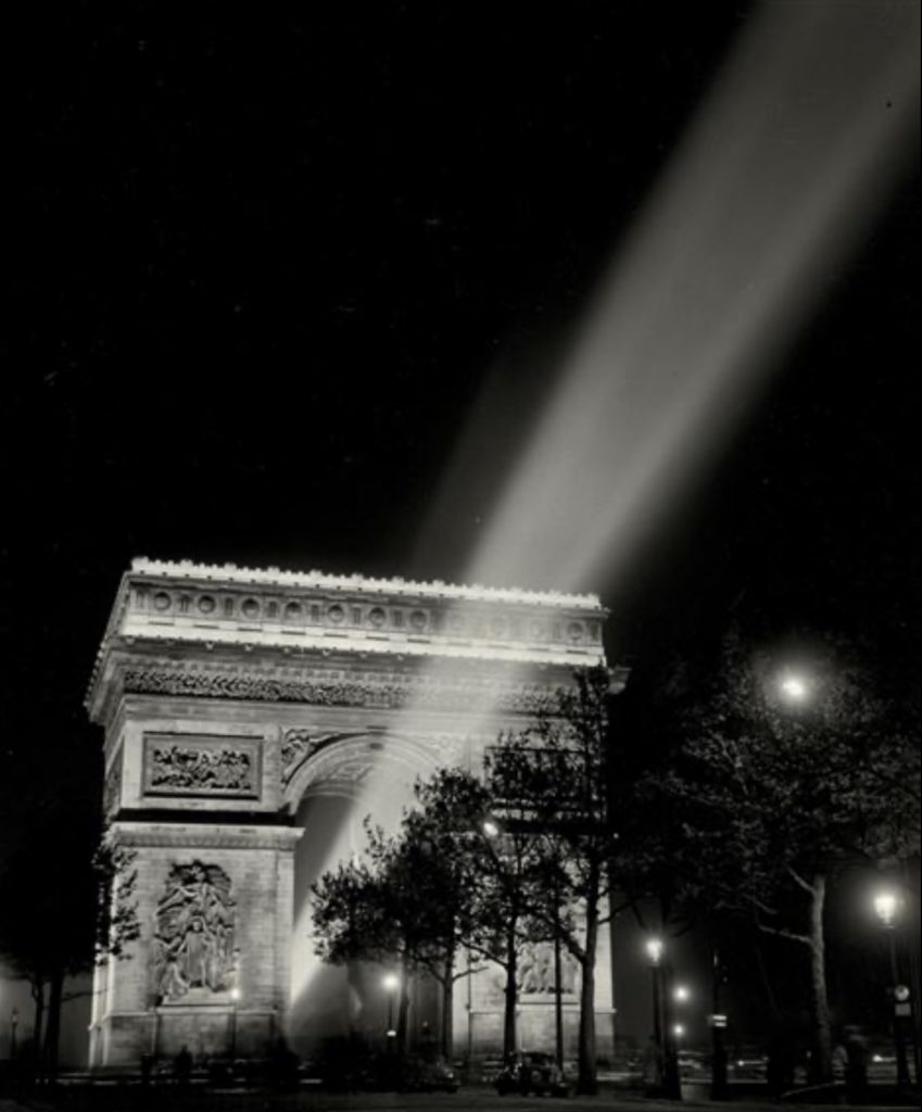 Paris by night par Kees Sherer