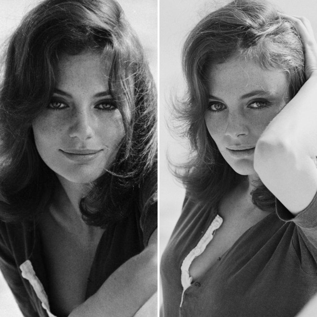 Jacqueline Bisset par Terry O'Neill