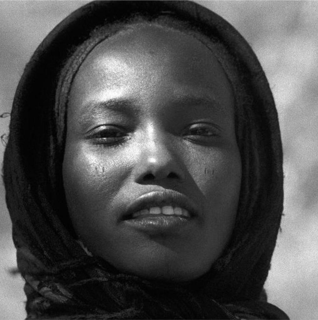 Portrait par Raymond Depardon