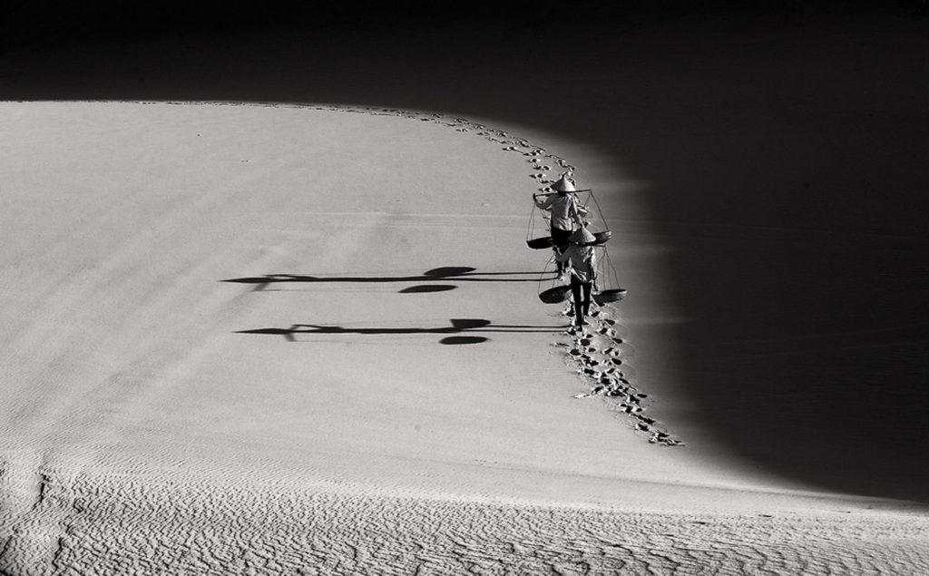The way back by Yuang Yu Pei