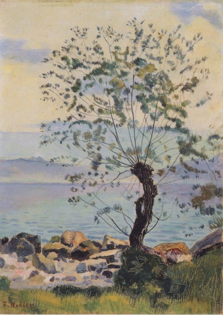 Paysage de Ferdinand Hodler