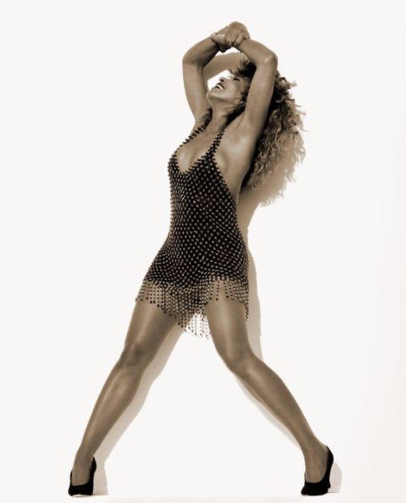 Tina Turner par Herb Ritts