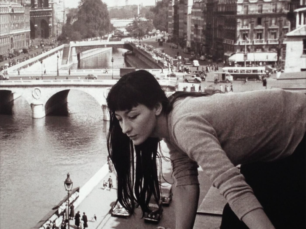Juliette Gréco par Robert Doisneau