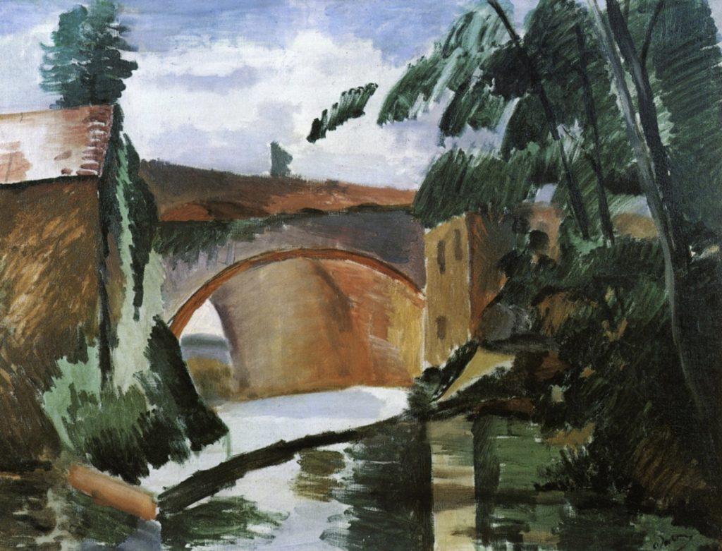 La rivière d'André Derain