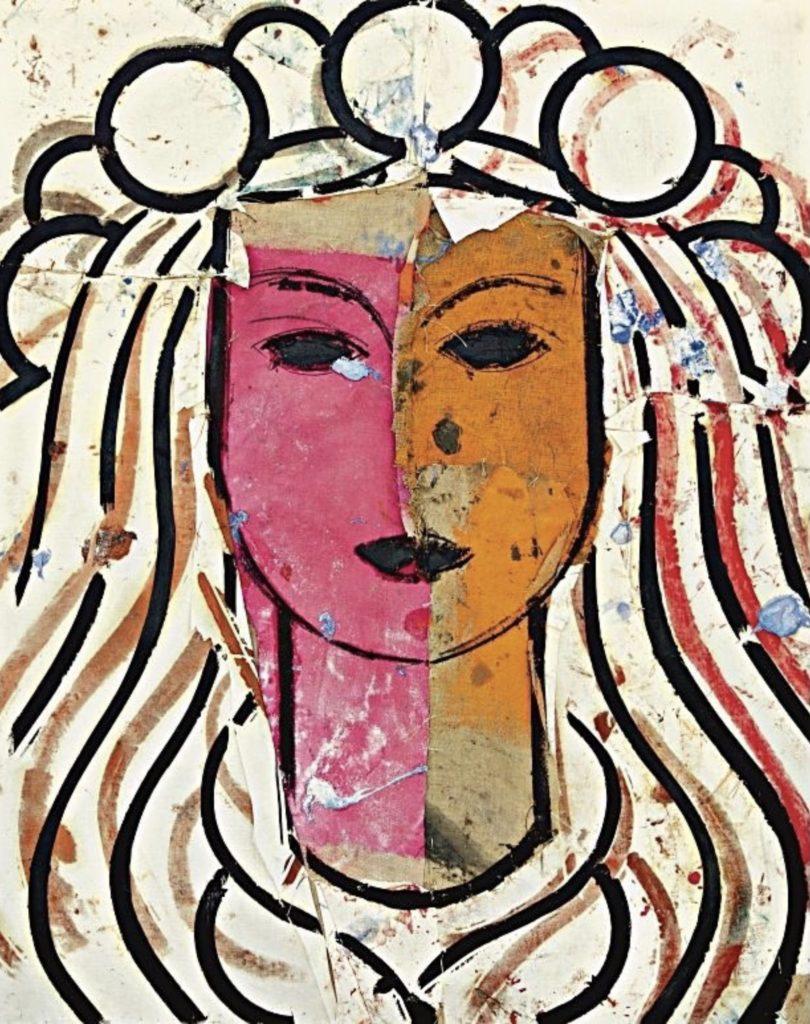 Tableau de Manolo Valdés Blasco