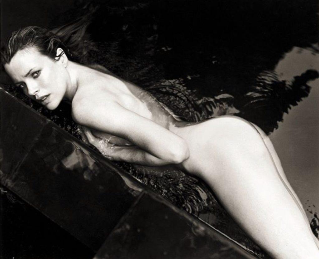 Kim Basinger par Herb Ritts