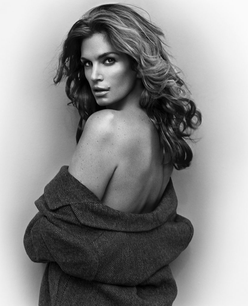 Cindy Crawford par Vincent Peters