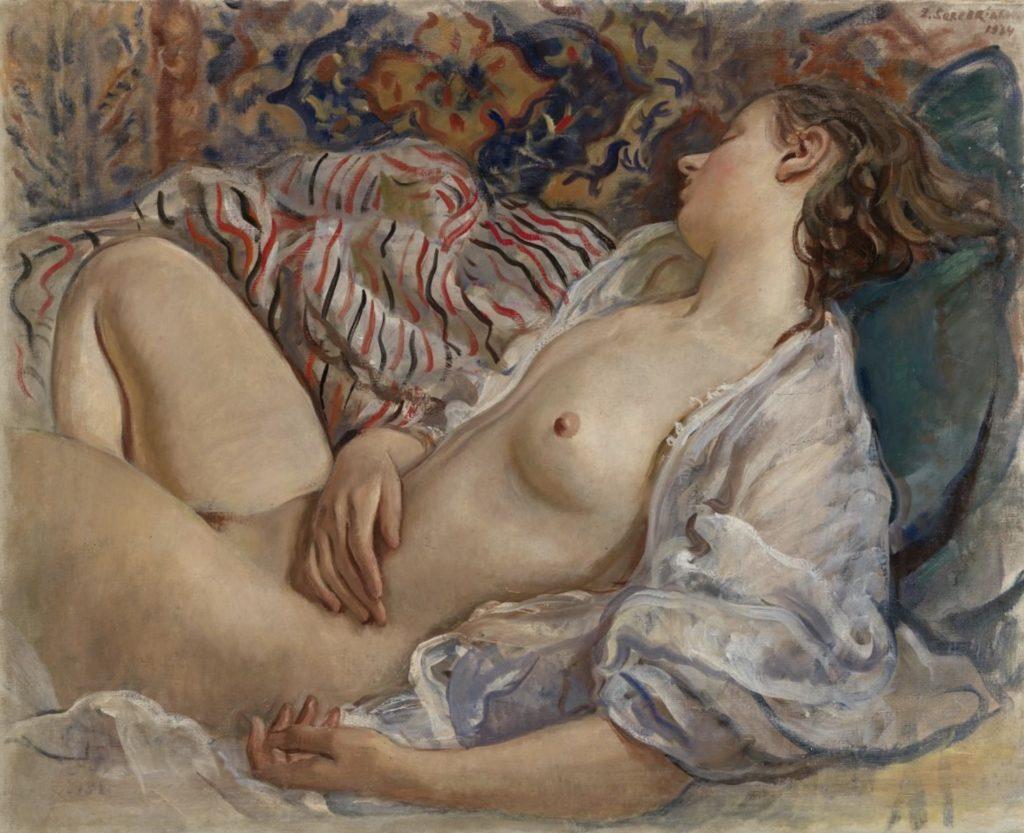Nu de Zinaida Serebriakova