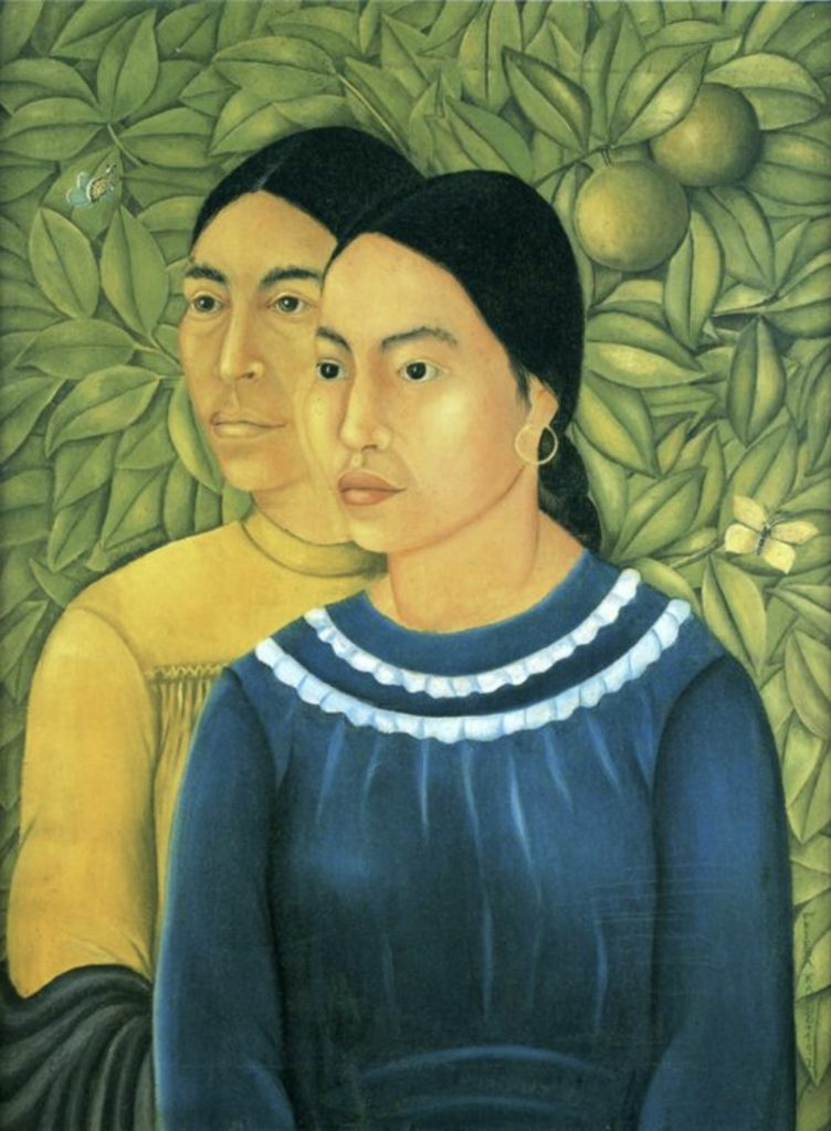 Deux femmes de Frida Khalo