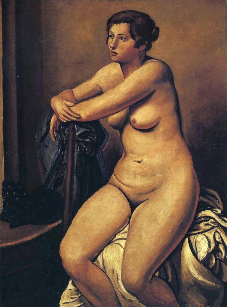 Femme nue d'André Derain