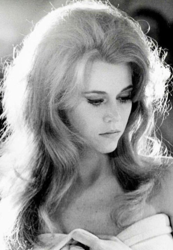 Jane Fonda photographiée par Emilio Lari