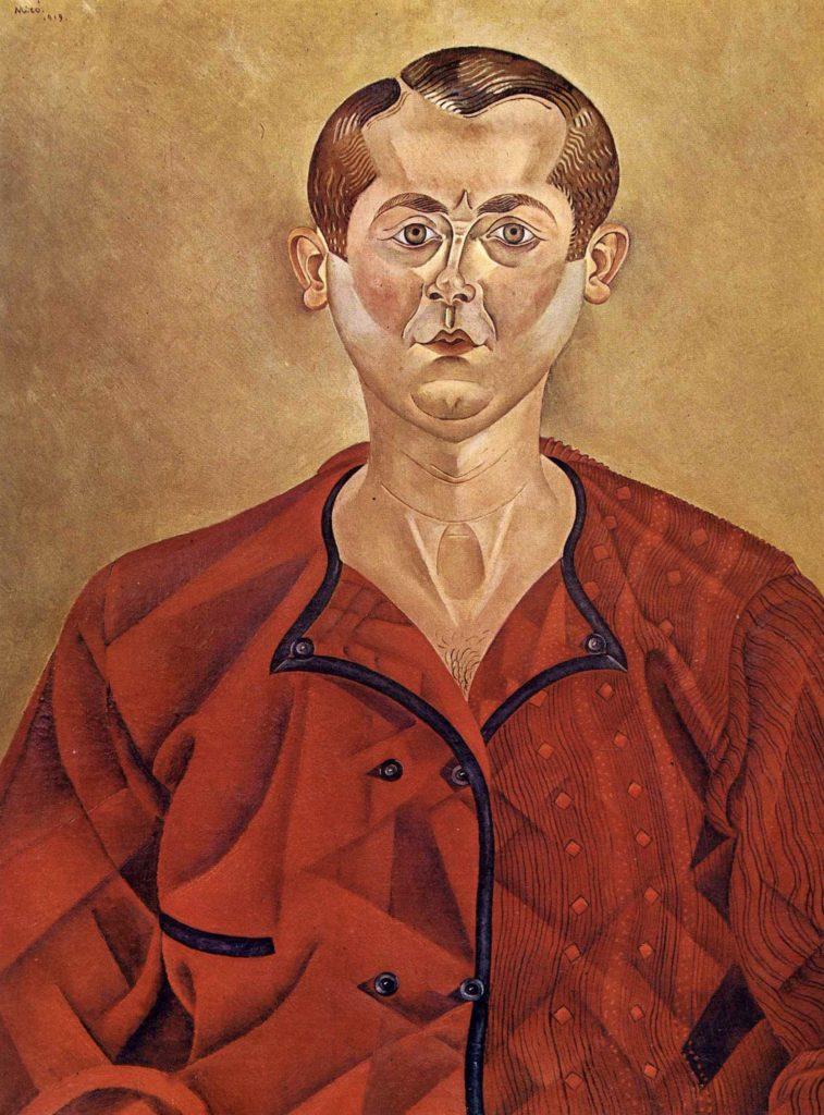 Autoportrait de Joan Miro