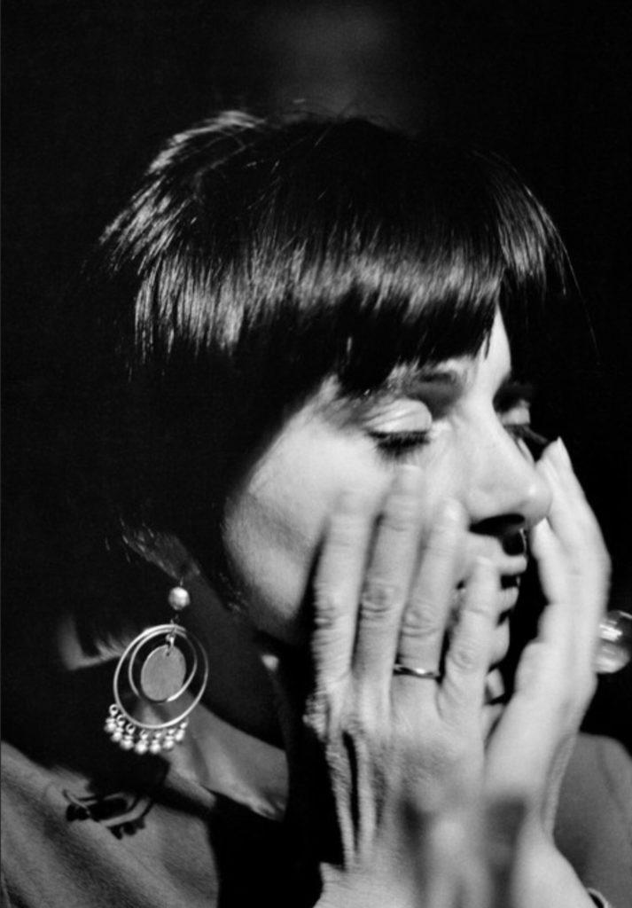 Agnès Varda vue par Raymond Depardon