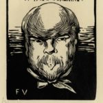Portrait de Paul Verlaine par Félix Vallotton