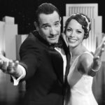 Jean Dujardin et Bérénice Beto dans The Artist de Michel Hazanavicius