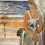 Près de la fenêtre par Henri Matisse
