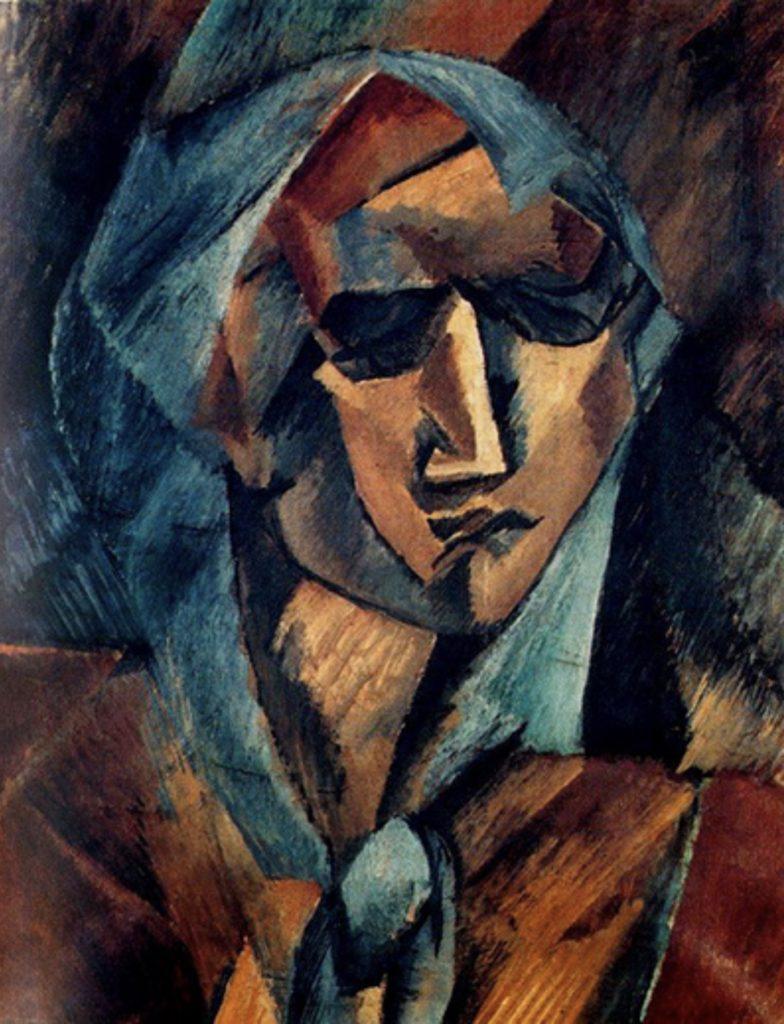 Tête de femme de Georges Braque