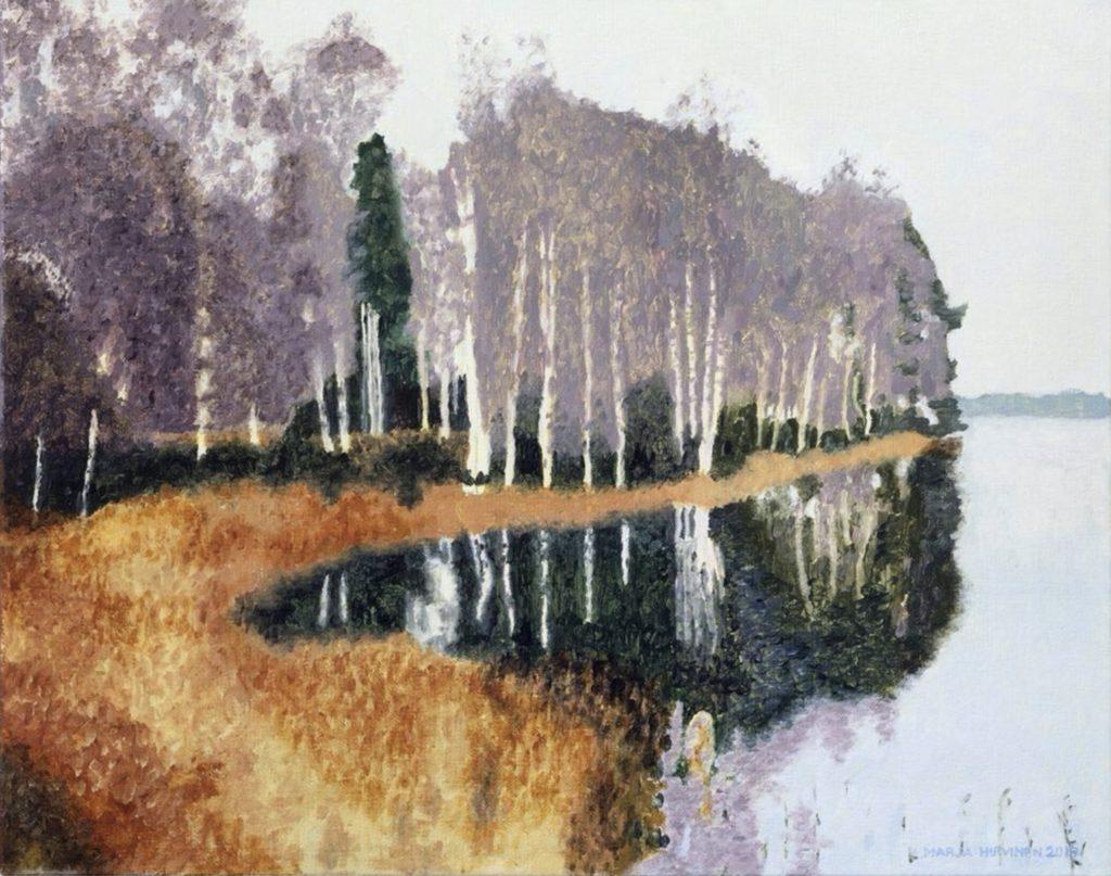 Sonate d'automne de Marja Hirvinen